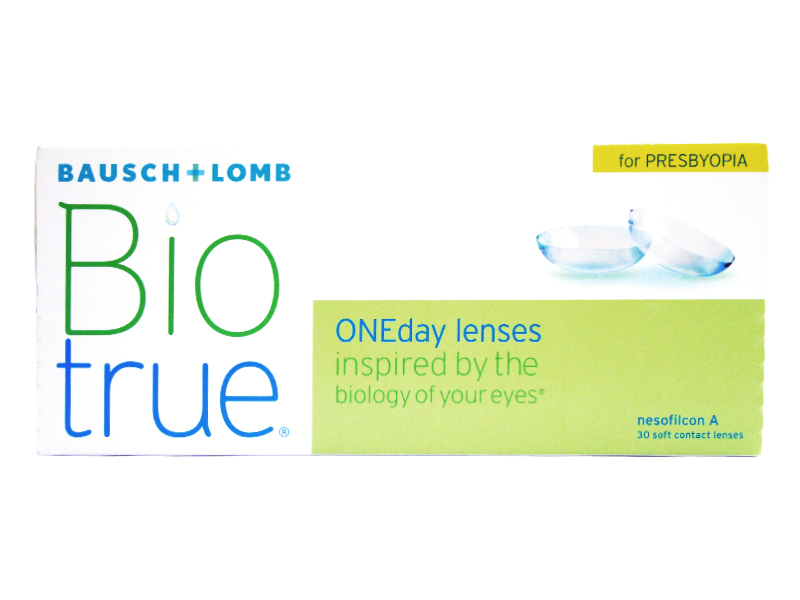 Biotrue One Day for Presbyopia (30 Pack)