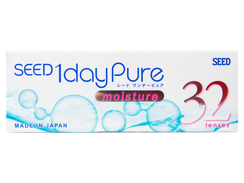 1 Day Pure Moisture (32 Pack)